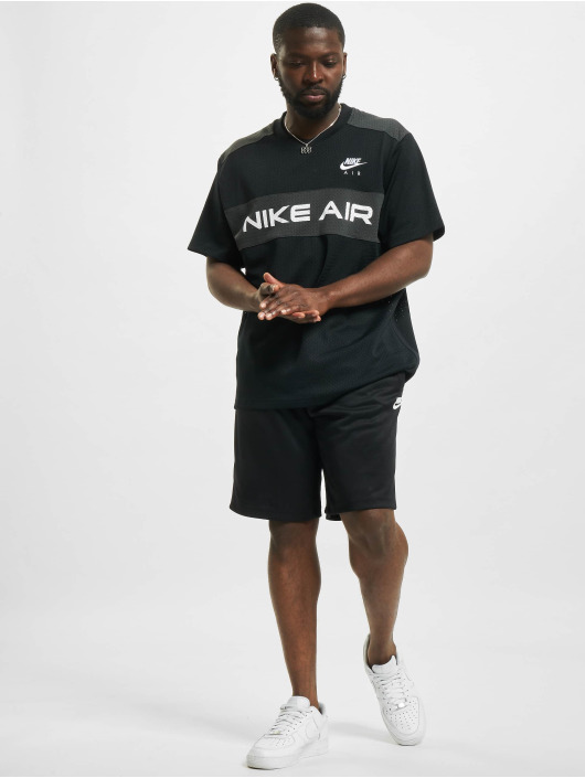 Nike Pantalón cortos Repeat negro