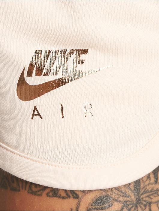 Nike Pantalón cortos Air Fleece rosa