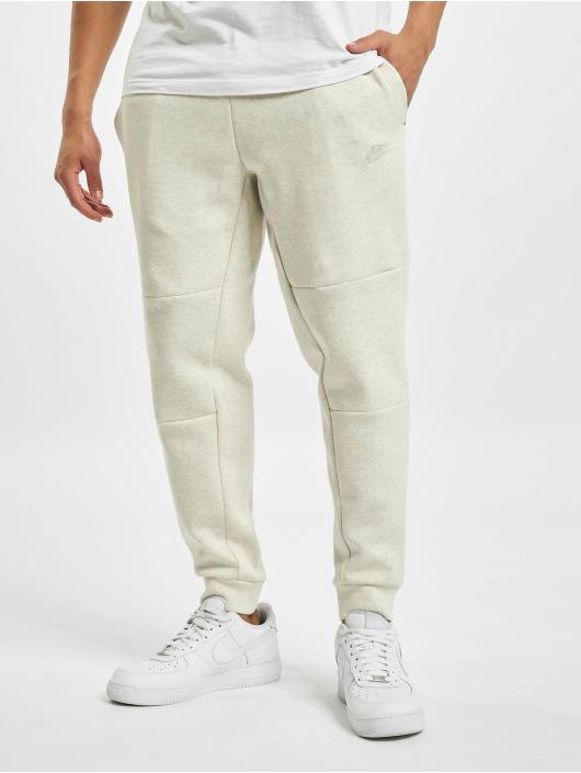 Nike Pantalón deportivo M Nsw Tech Flc Revival blanco