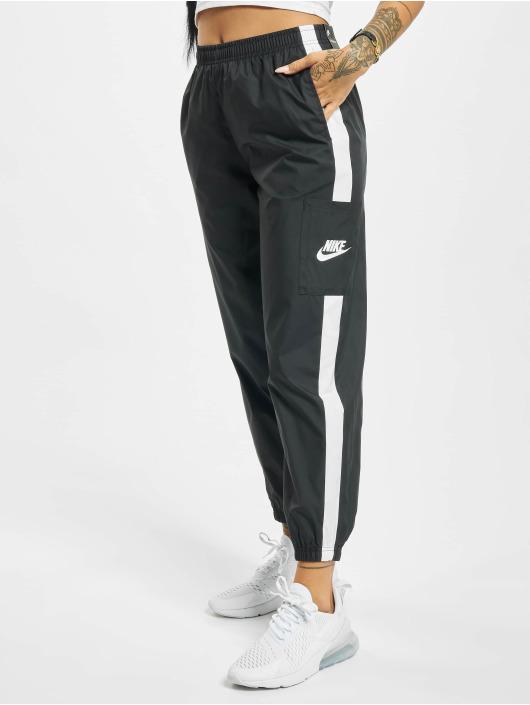 Nike Pantalón deportivo Woven negro