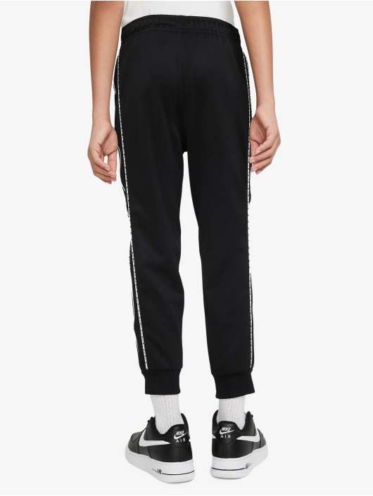 Nike Pantalón deportivo Repeat negro