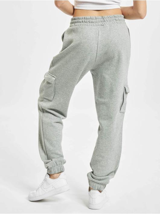 Nike Pantalone ginnico W Nsw Swsh grigio