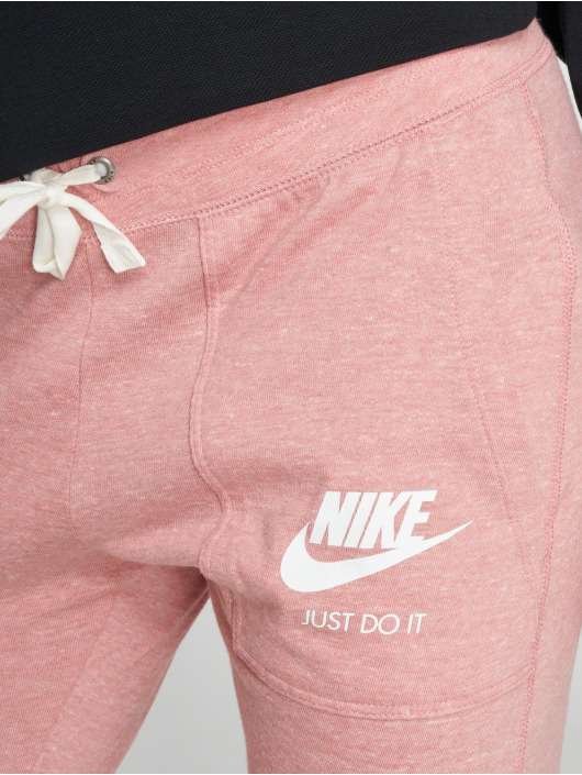 Nike Pantalone ginnico Sportswear Gym rosa