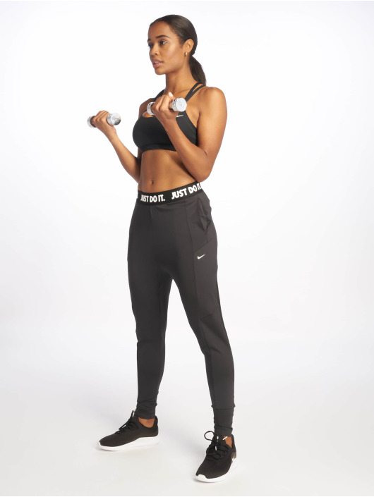 Nike Pantalons de jogging Dri-Fit Power noir