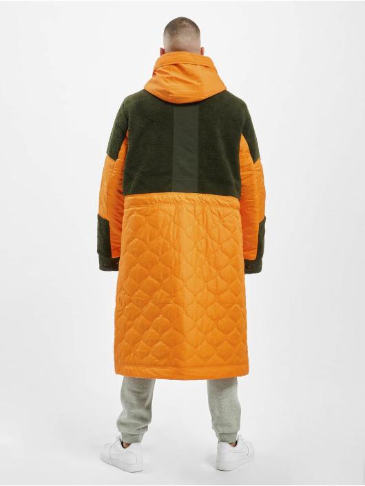 Nike Parka Synthetic Fill Parka Mix oranžová