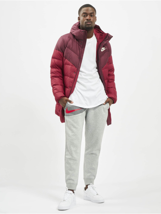 Nike Parka Down Fill Windrunner Parka HD RUS rouge