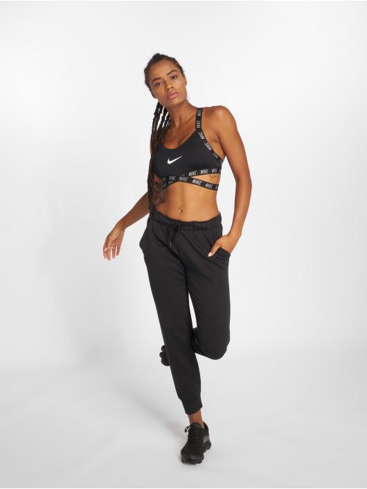 Nike Performance Športová podprsenka Indy èierna