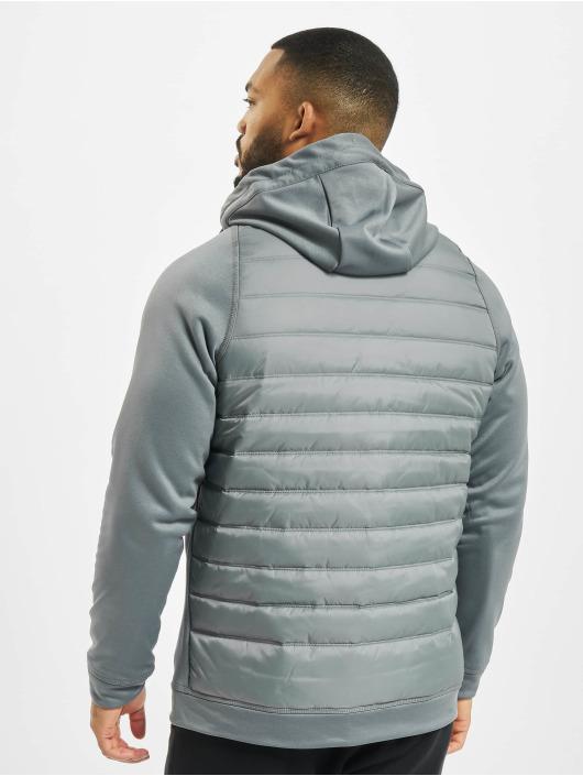 Nike Performance Демисезонная куртка Thrma Fz Wntrzd серый