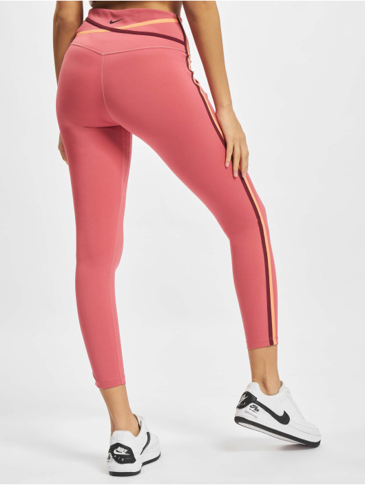 Nike Performance Леггинсы One 7/8 лаванда