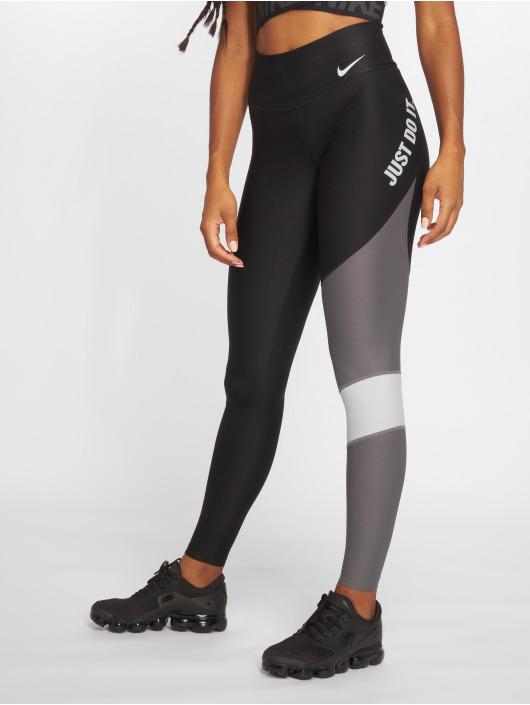 Nike Performance Леггинсы Power черный