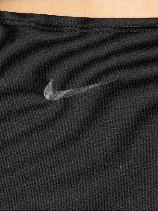 Nike Performance Топ Pro Deluxe Cropped черный