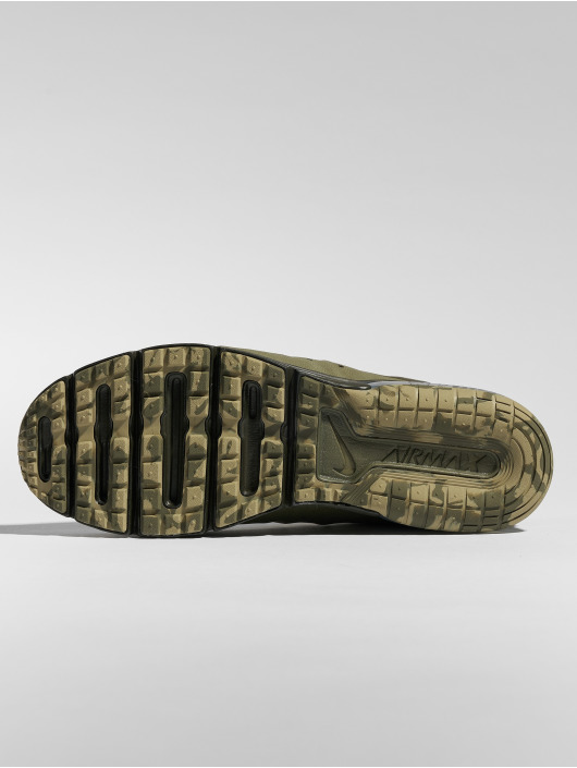 Nike Performance Baskets Air Max Sequent 3 Running olive