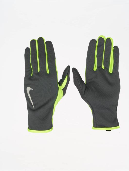 Nike Performance Beanie Mens Run Dry grau