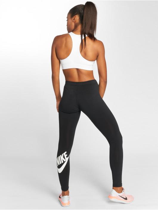 Nike Performance Biustonosz sportowy New Pro bialy