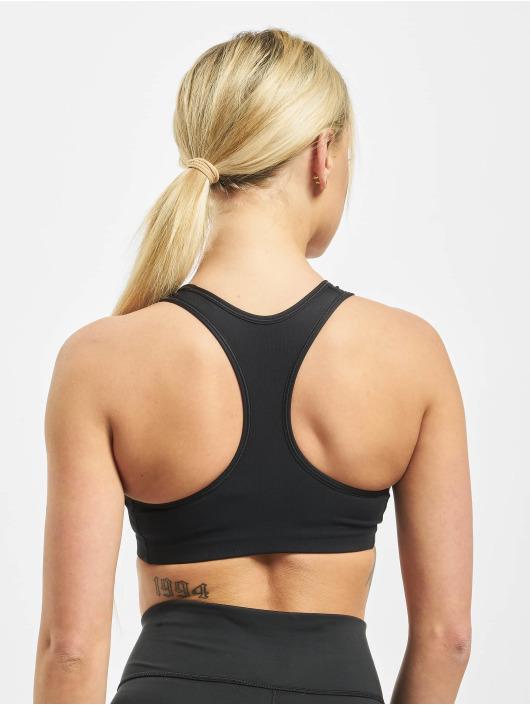 Nike Performance Biustonosz sportowy Swoosh Futura czarny