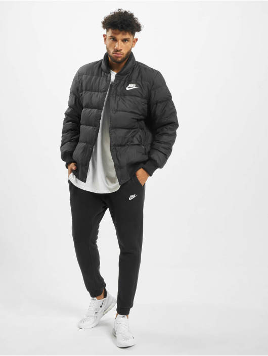 Nike Performance Bomber jacket Down Fill black