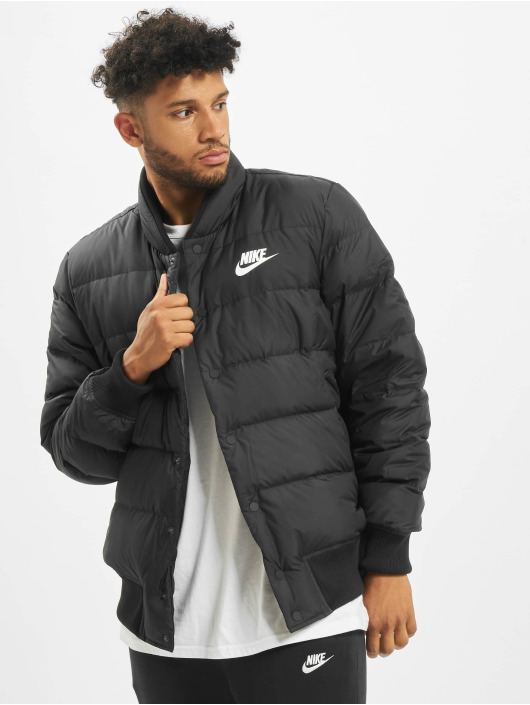 Nike Performance Cazadora bomber Down Fill negro