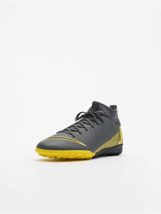 Gs Academy Greyblackdark Grey 6 Nike Junior Superfly Tf Kunstrasenschuhe Dark 1KFJcT3l