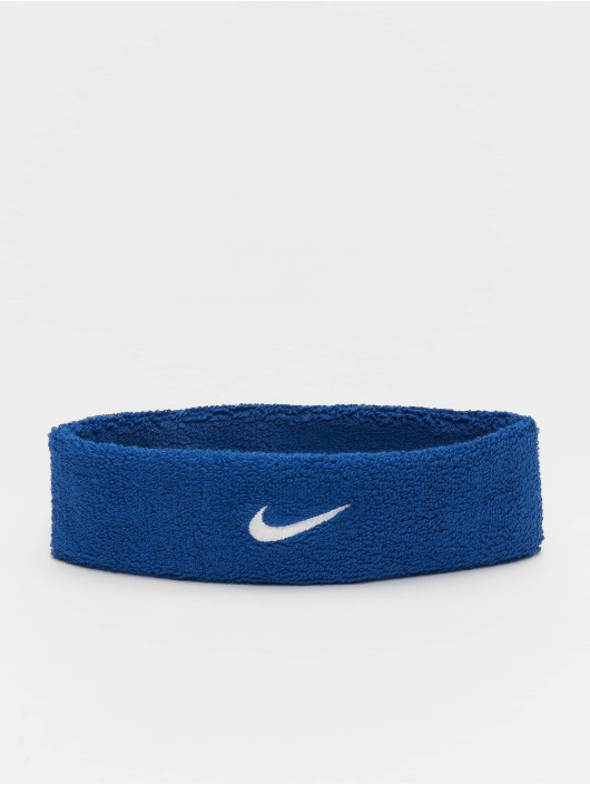 Nike Performance Frotki Swoosh niebieski
