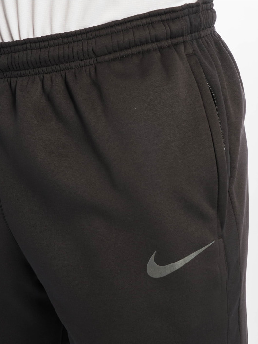 Nike Performance Fußballhosen Therma Squad schwarz