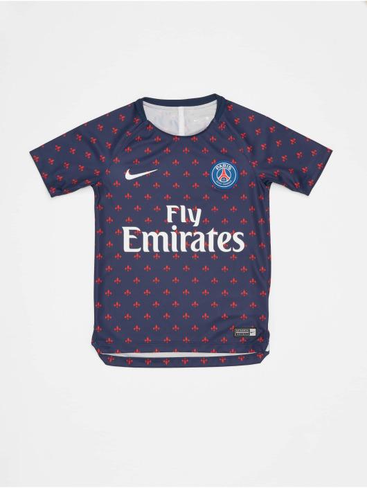 Nike Performance Fußballtrikots Paris Saint-Germain Dri-FIT Squad modrá