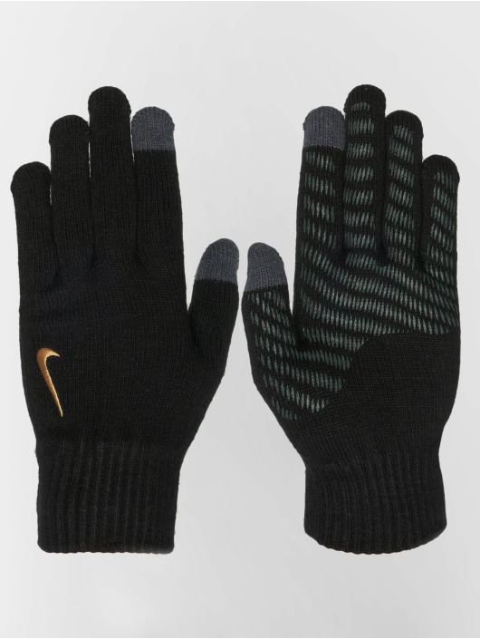 Nike Performance Gants Knitted Tech And Grip noir