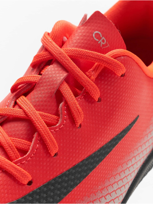 Nike Performance Hallenschuhe Jr. Mercurial Vapor XII Academy CR7 IC èervená
