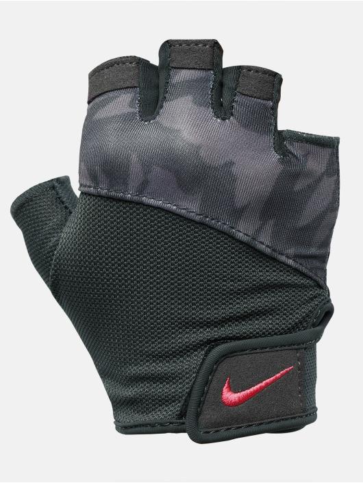 Nike Performance Handschuhe Womens Printed Gym Elemental Fitness grau