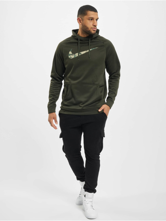Nike Performance Hettegensre Therma Camo 2 grøn