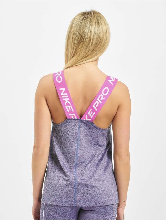 Nike Performance Hihattomat paidat Dry Elastika purpuranpunainen