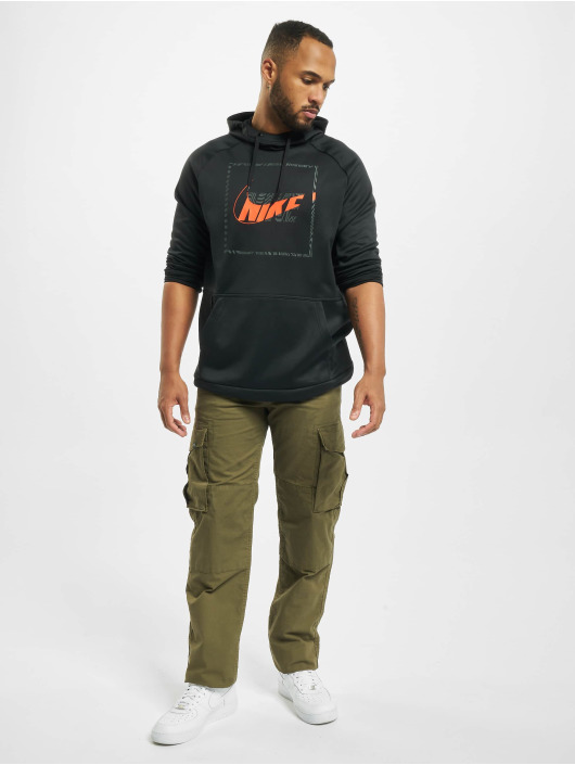Nike Performance Hoodie Thrma Hd Po Px Cnct2 svart