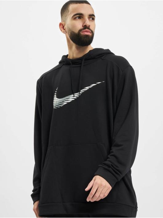 Nike Performance Hoody Swoosh Dry schwarz