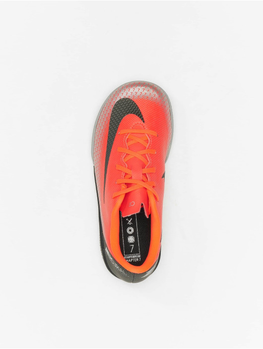 Nike Performance Indoorschuhe Jr. Mercurial Vapor XII Academy CR7 IC rot