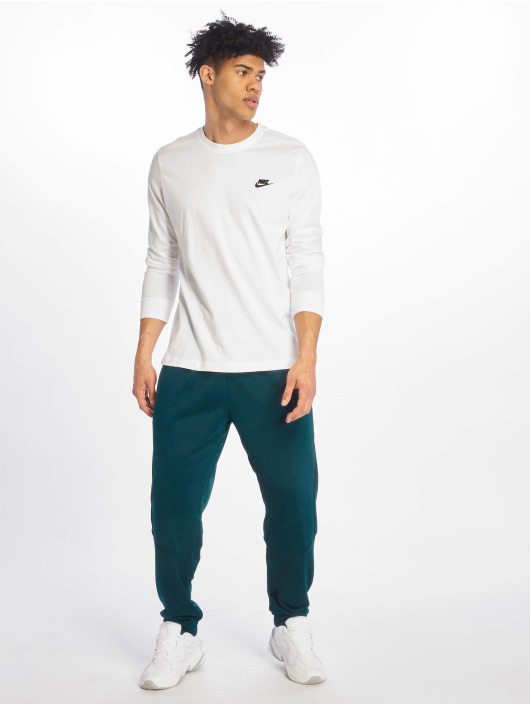 Nike Performance Jogger Pants Dry Taper Fleece niebieski
