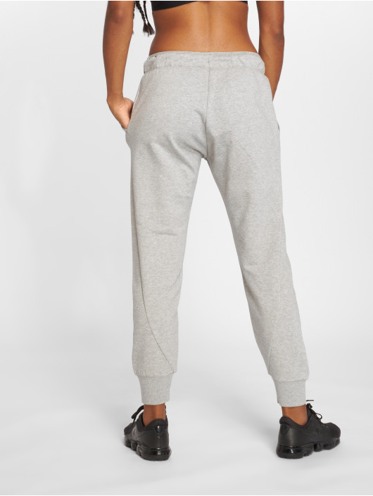 Nike Performance Jogging kalhoty Dry šedá