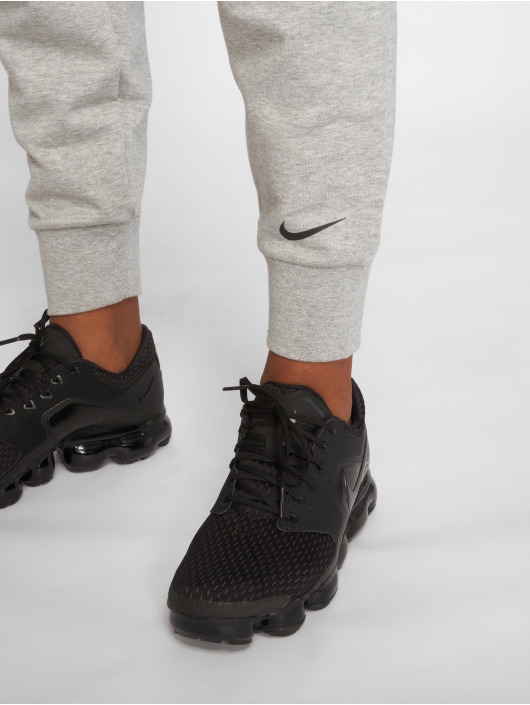 Nike Performance joggingbroek Dry grijs