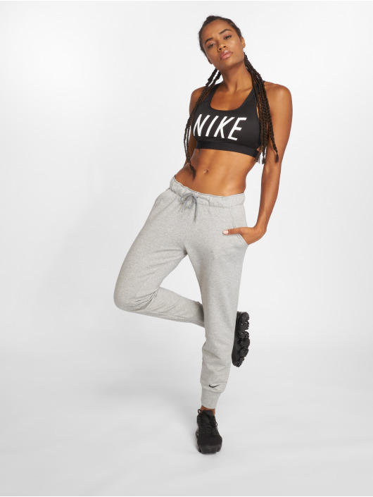 Nike Performance Jogginghose Dry grau