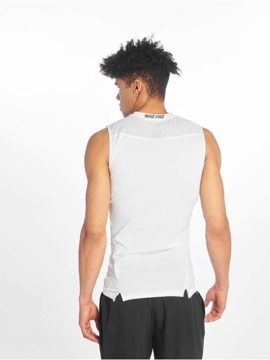 Nike Performance Kompresjon shirt Pro Compression hvit