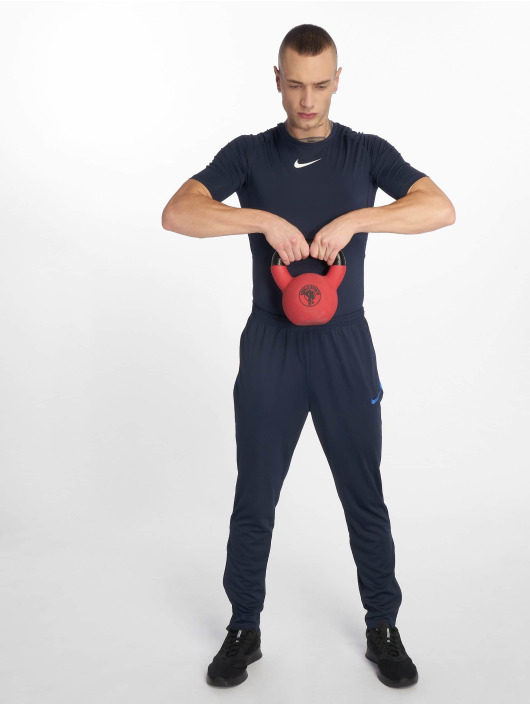 Nike Performance Kompressionsshirt Compressions blau