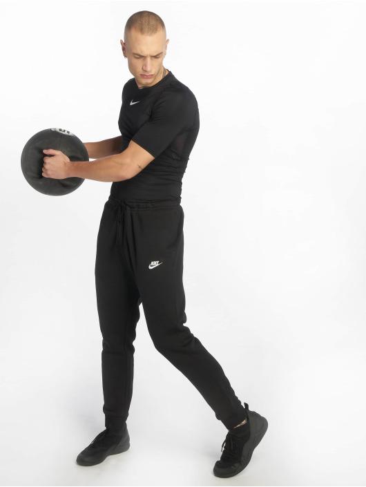 Nike Performance Kompressionsshirt Compressions czarny