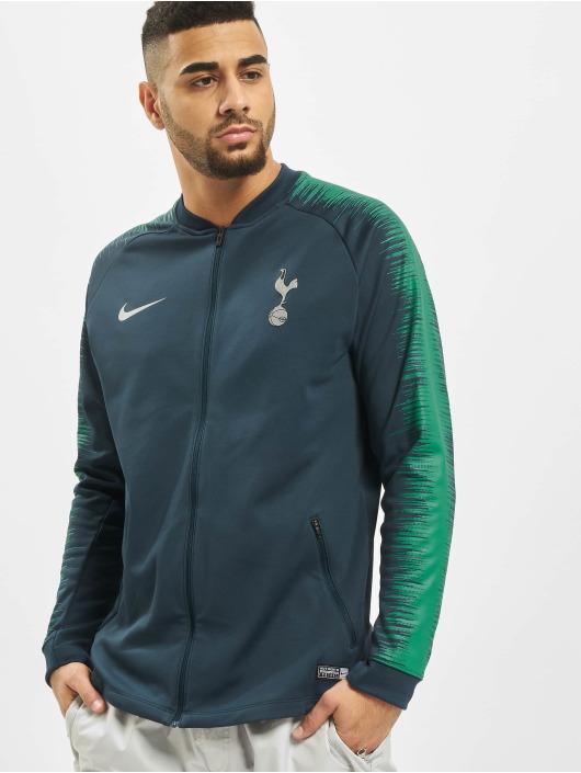 Nike Performance Kurtki przejściowe Tottenham Hotspur Anthem niebieski