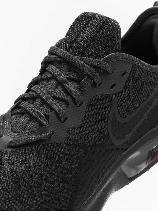 Nike Performance Laufschuhe Air Max Sequent 4 schwarz