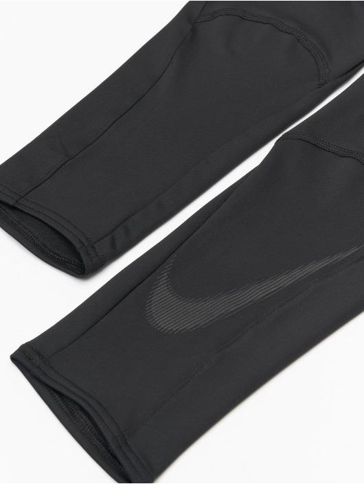 Nike Performance Legíny/Tregíny Dri-FIT Squad èierna