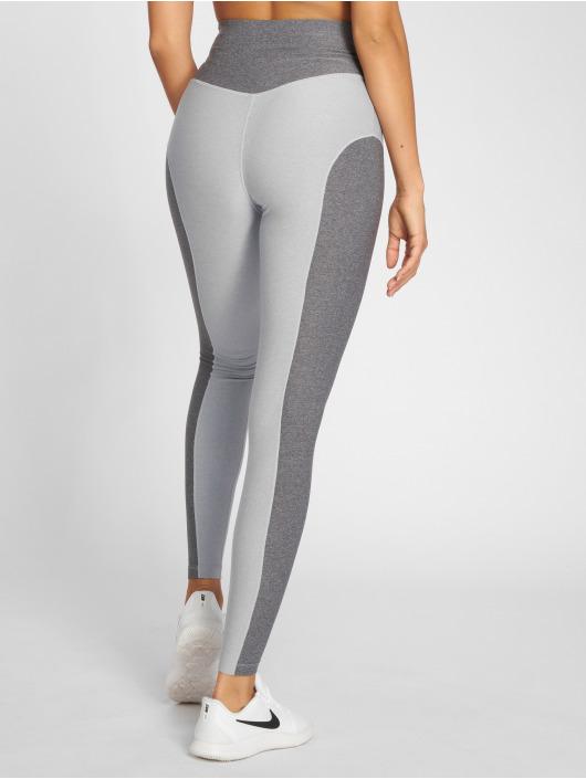 Nike Performance Legging Power Studio grau