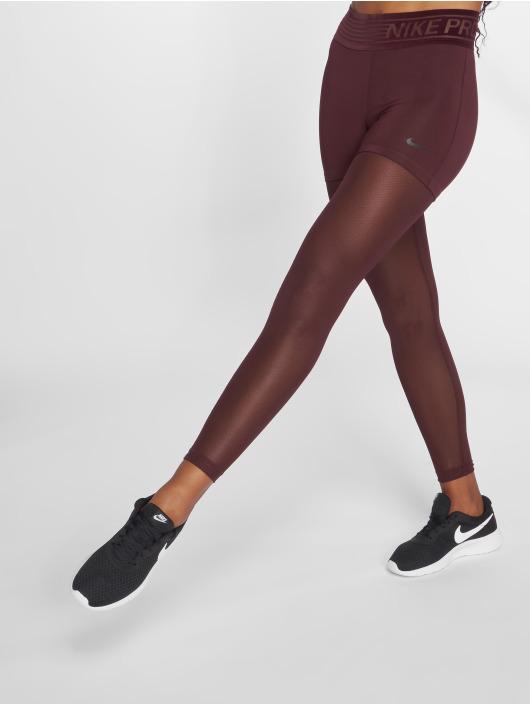 Nike Performance Legging Pro Tights rouge