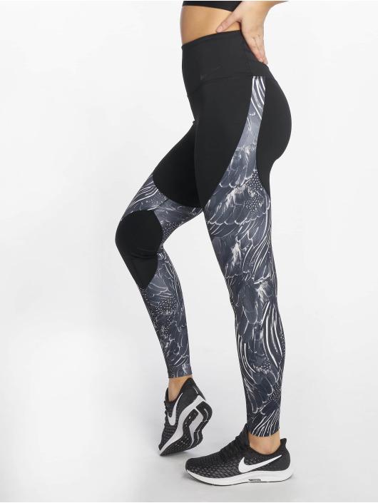 Nike Performance Legging Power schwarz