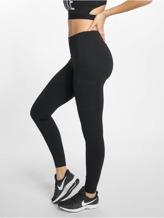 Nike Performance Legging Power Hyper schwarz