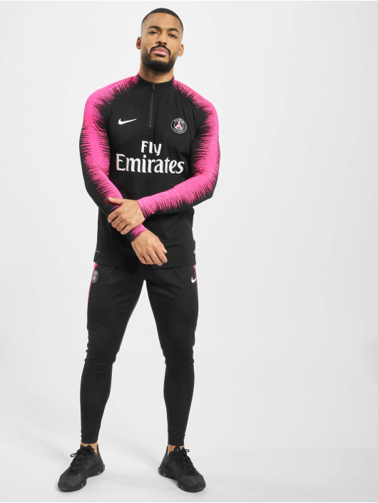 Nike Performance Legging/Tregging VaporKnit Strike Paris Saint-Germain negro