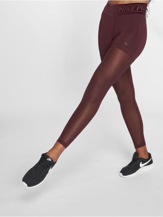 Nike Performance Legging/Tregging Pro Tights red
