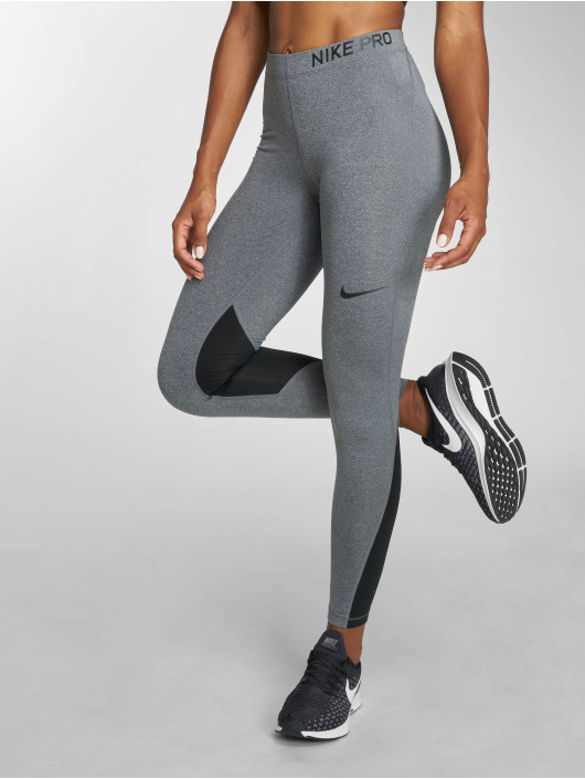 Nike Performance Leggings Pro Tights grigio